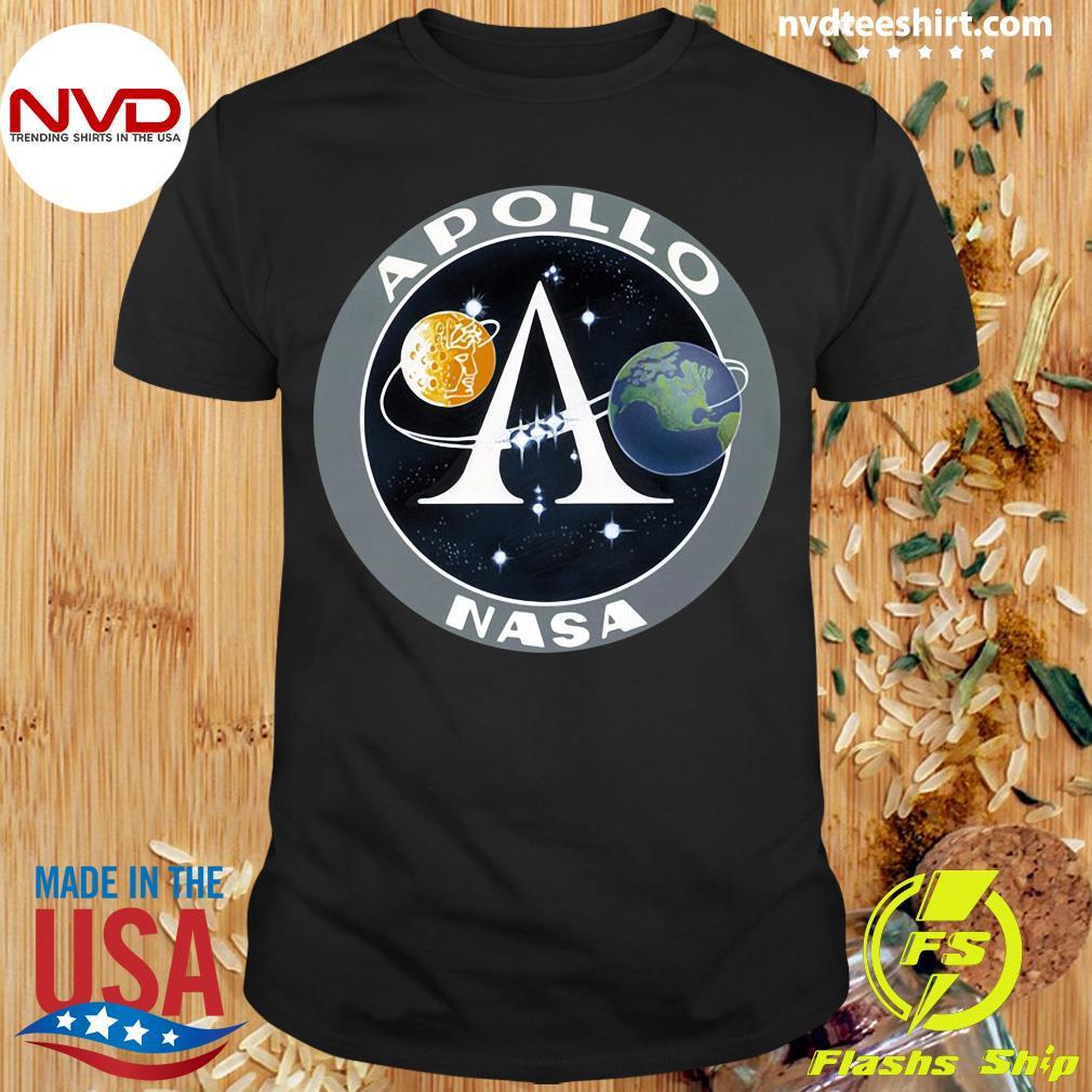 APOLLO 11 Space Mission- NASA Shirt