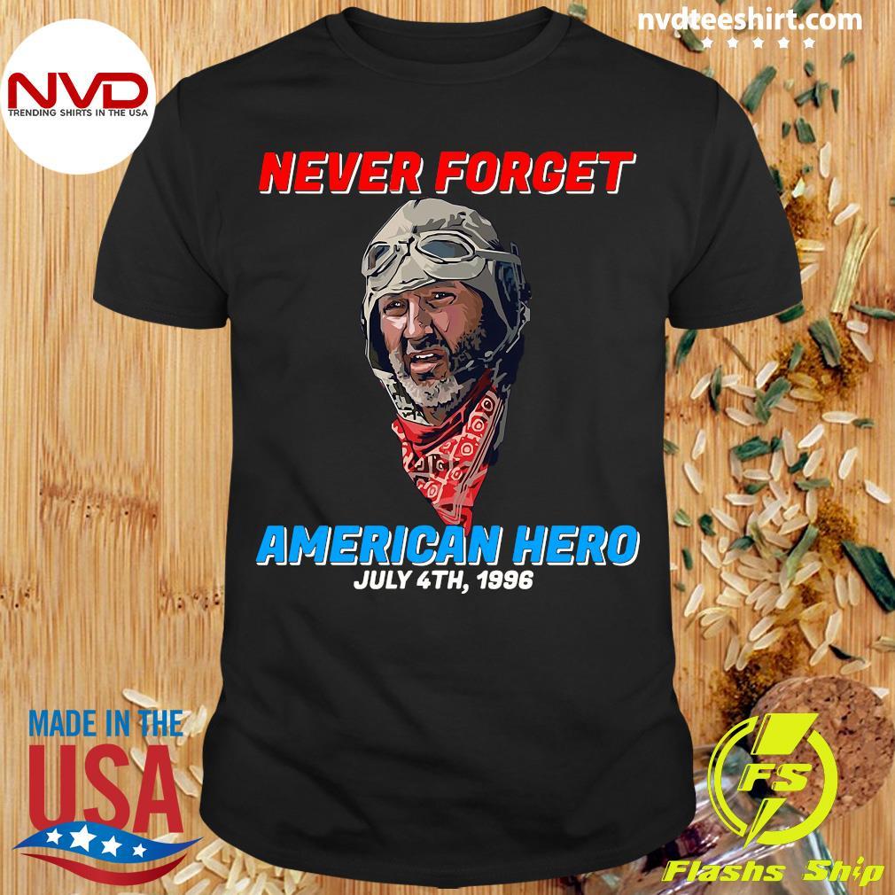 Independence Day - American Hero Shirt
