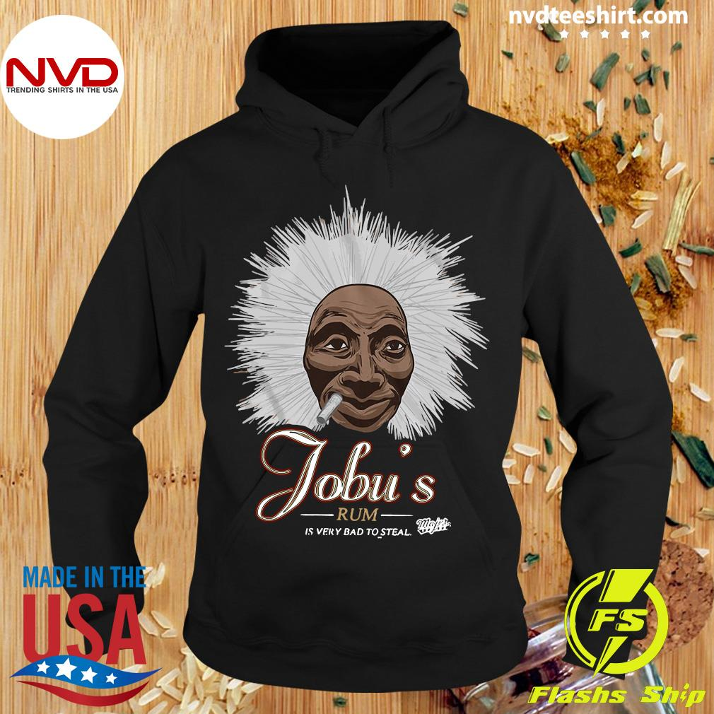 Major League Special Order Jobu'S Rum Adult Shirt Hoodie