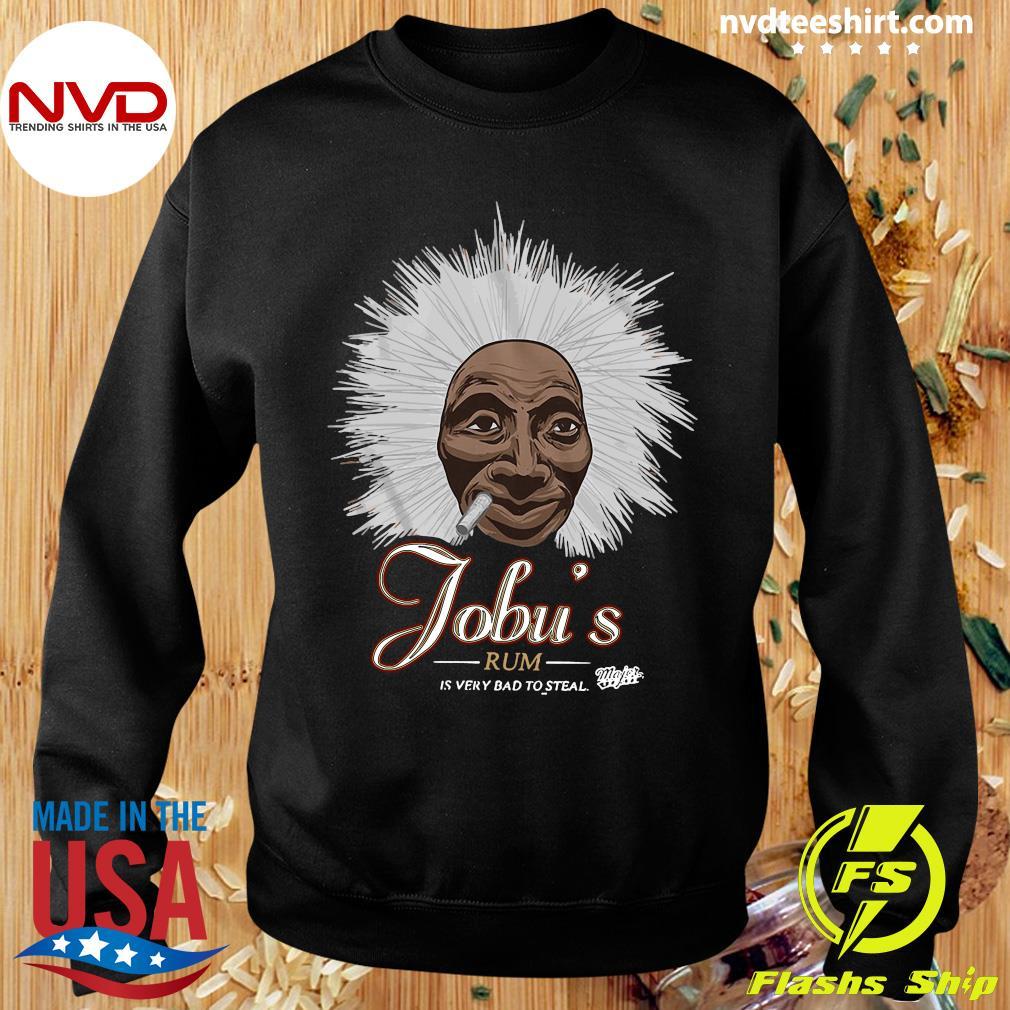 Major League Special Order Jobu'S Rum Adult Shirt Sweater