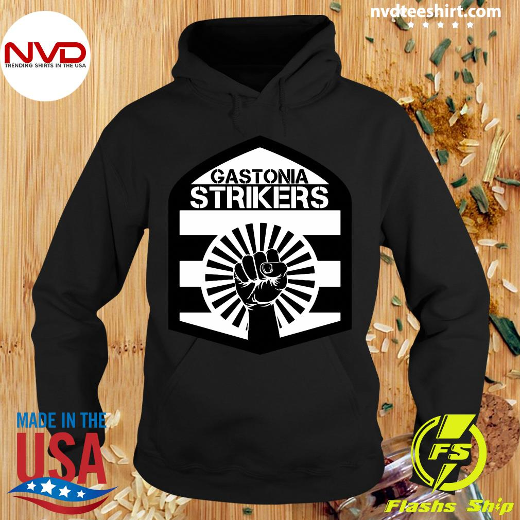 Official Gastonia Strikers Shirt Hoodie