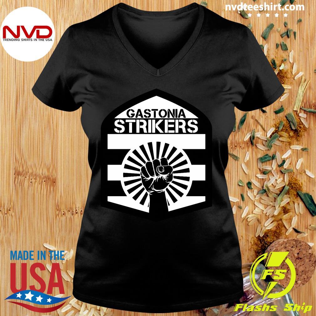Official Gastonia Strikers Shirt Ladies tee