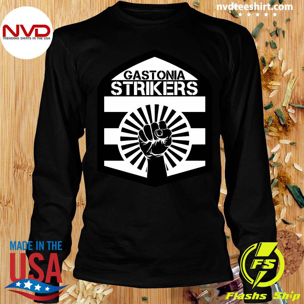 Official Gastonia Strikers Shirt Longsleeve