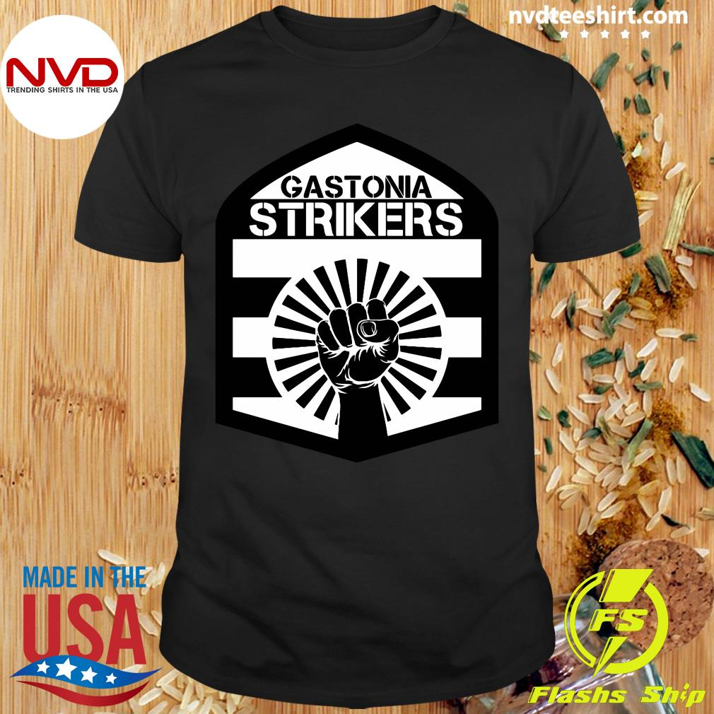 Official Gastonia Strikers Shirt