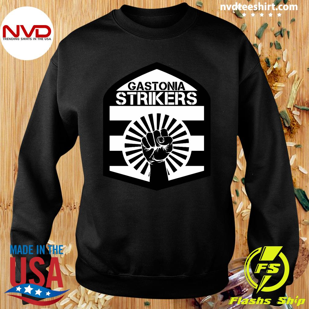 Official Gastonia Strikers Shirt Sweater