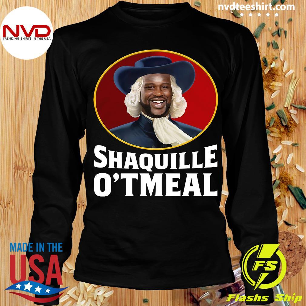 Shaquille O'Neal Jerseys, Shaquille O'Neal Shirt Longsleeve