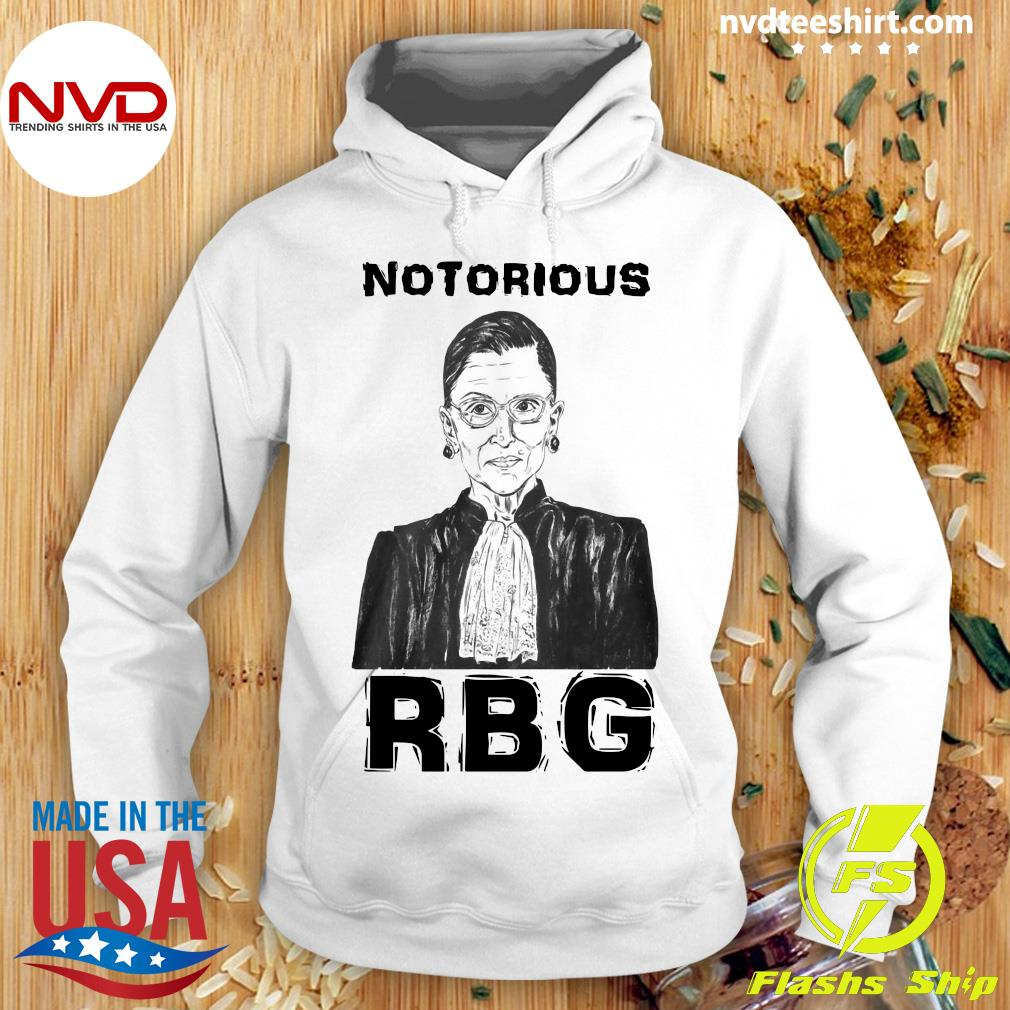 Celebrate The Notorious RBG Vintage Shirt Hoodie