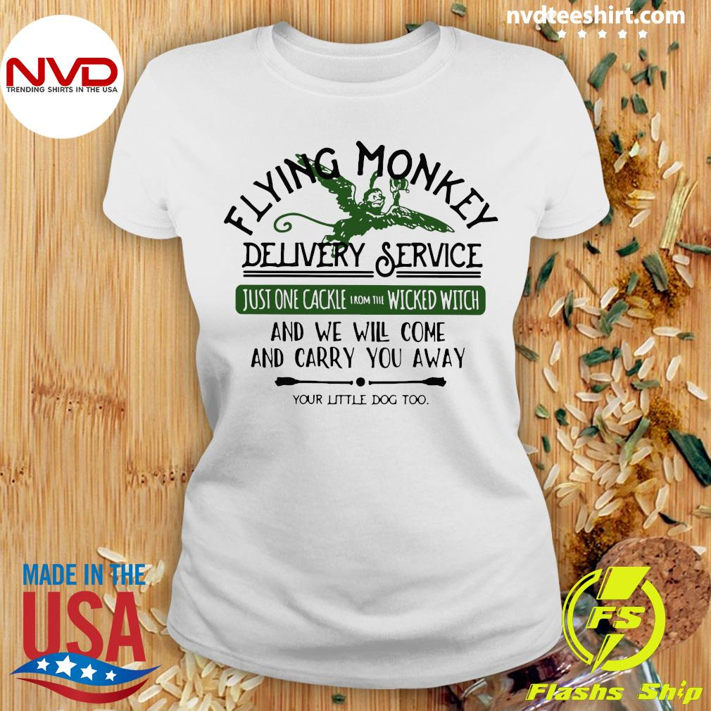 Flying Monkey Delivery Service Just One Cackie Wicked ...