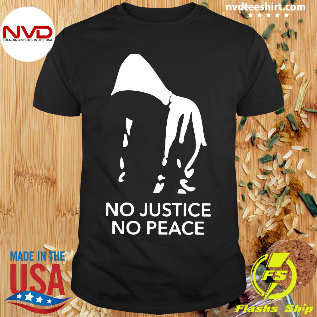 No Justice No Peace - Black Lives Matter Shirt
