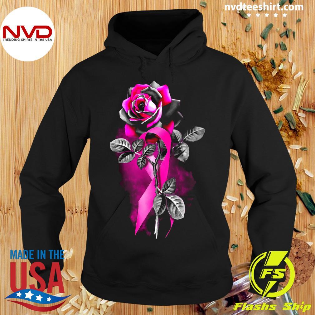 Rose BC 2 Sides Shirt Hoodie