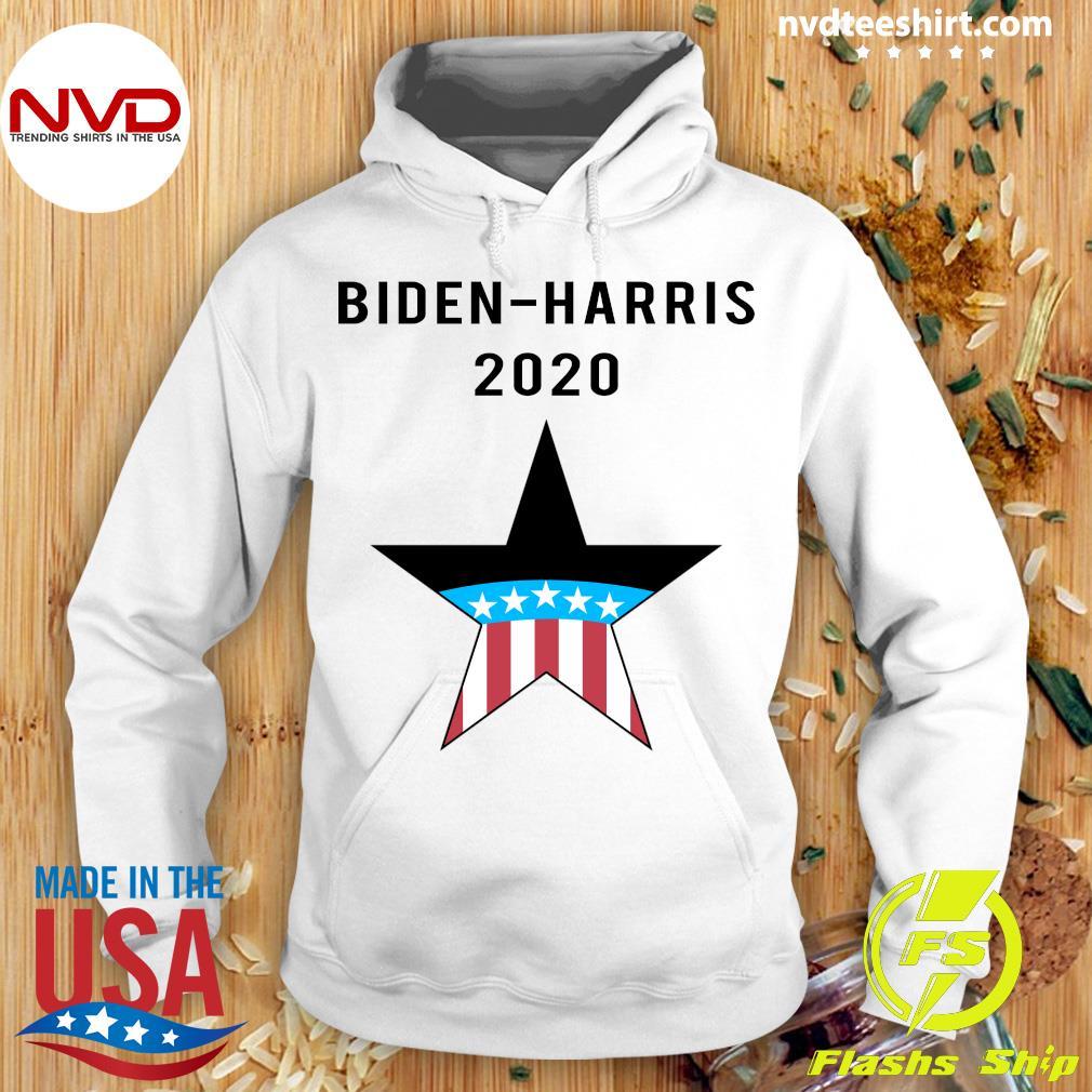 American Flag Biden Harris 2020 Shirt Hoodie