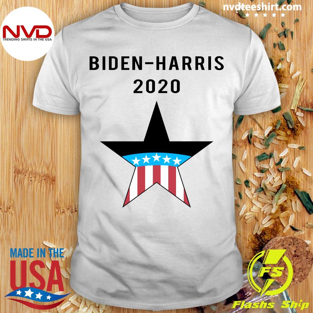American Flag Biden Harris 2020 Shirt
