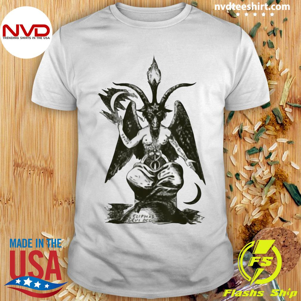 Funny Backstreet Merch Baphomet Shirt