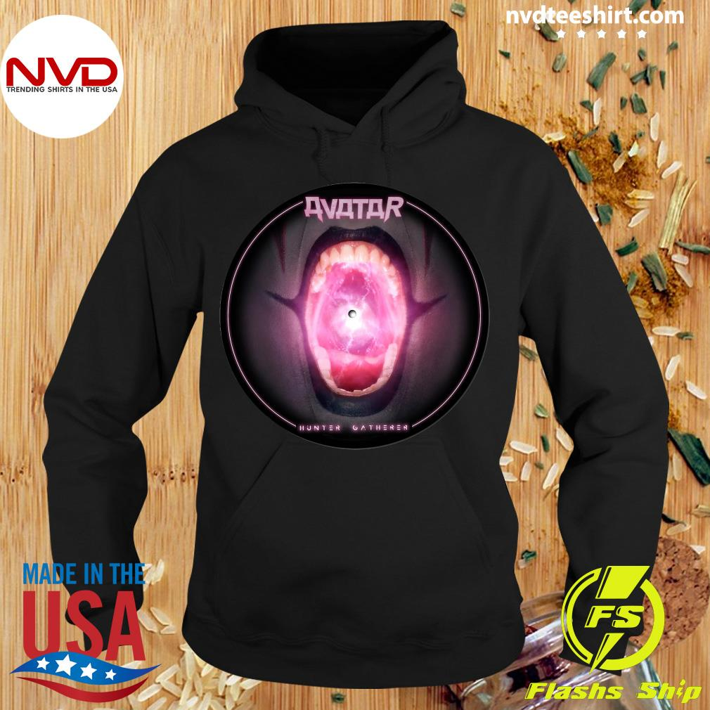 Funny Hunter Gatherer Avatar Shirt Hoodie