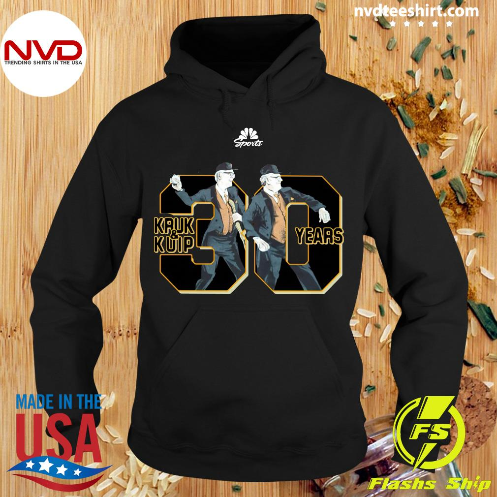 Funny Kruk And Kuip 30 Years Shirt Hoodie