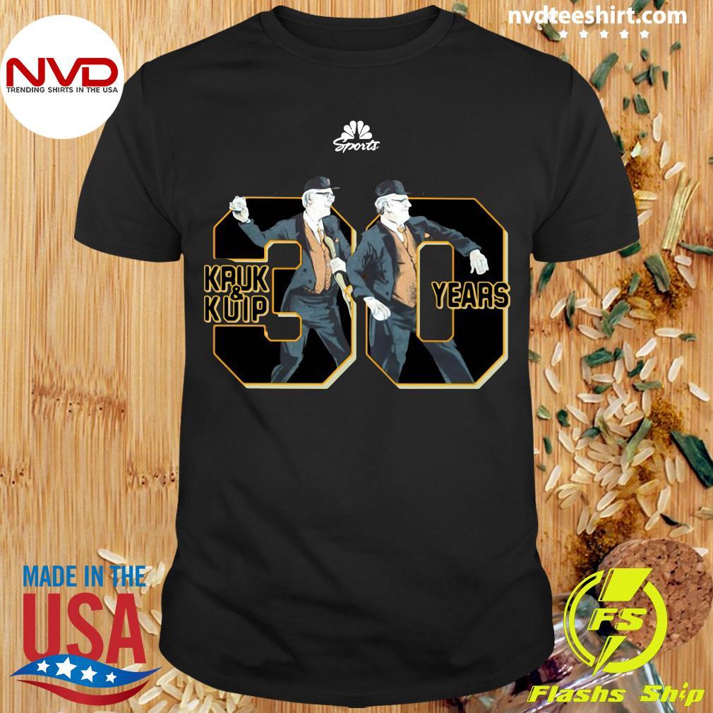 Funny Kruk And Kuip 30 Years Shirt