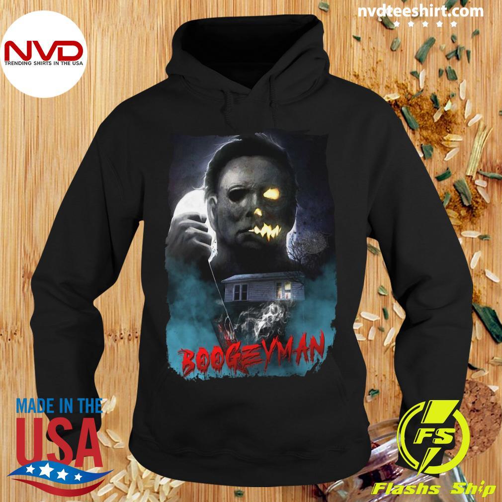 Funny Michael Myers Boogeyman Halloween Shirt Hoodie
