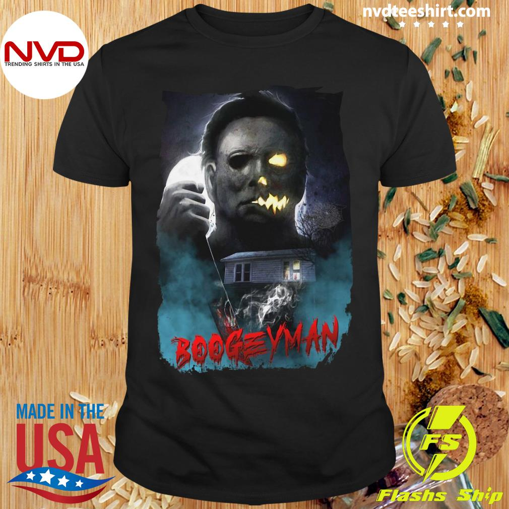 Funny Michael Myers Boogeyman Halloween Shirt