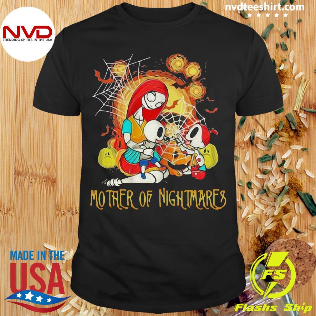 Mother Of Nightmares Starry Night Halloween Shirt