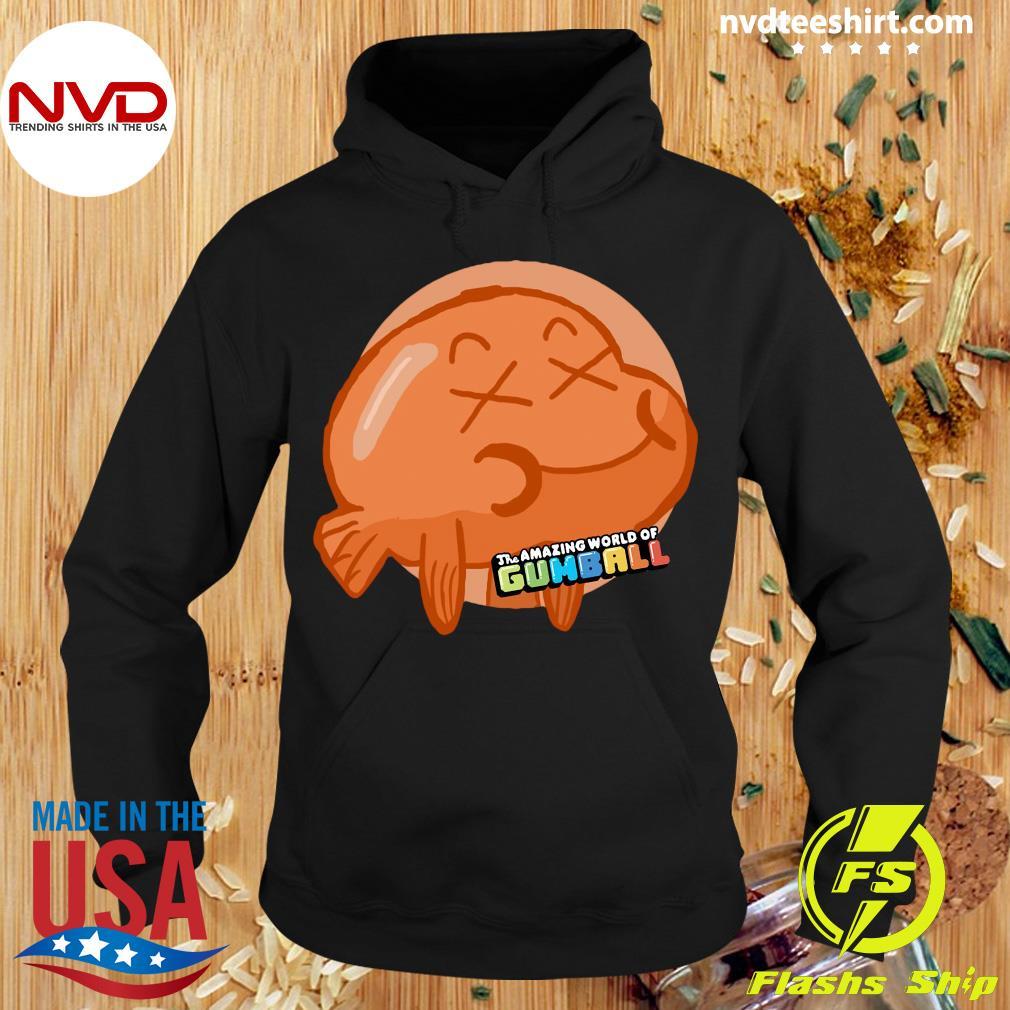 Official Amazing World Of Gumball Darwin Fan Art Kinder Shirt Hoodie