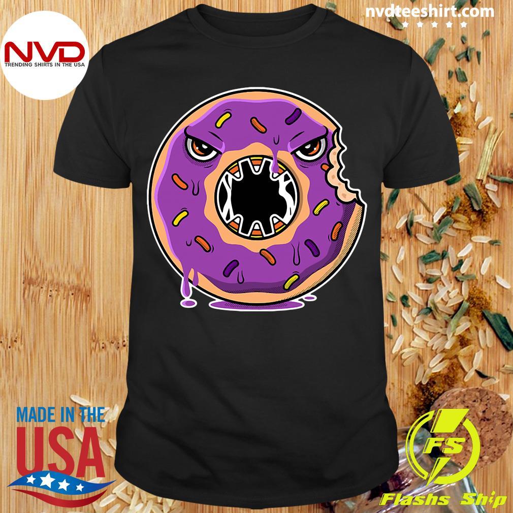 Official Donut Halloween Gift Idea Shirt