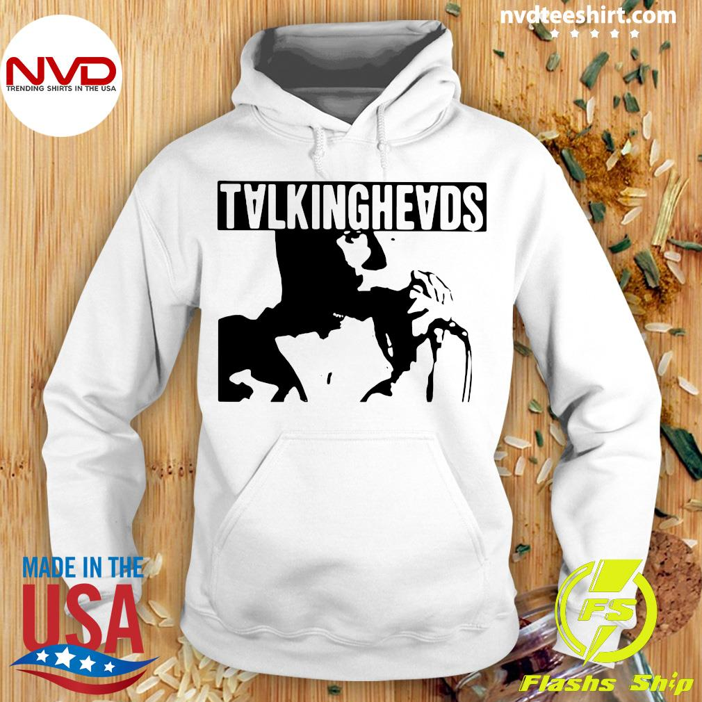 Official Talking Heads Shirt Hoodie