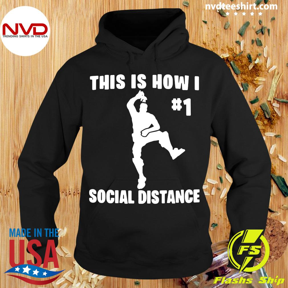 Official The Elf This Is How I 1 Social Distance Shirt Hoodie