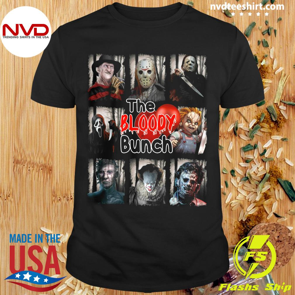 The Bloody Bunch Halloween Shirt