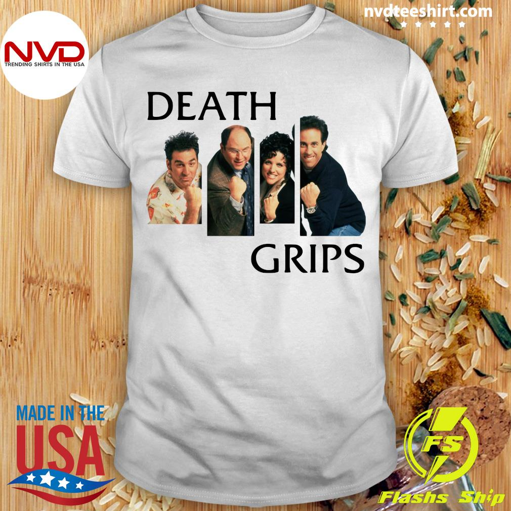 Funny Death Grips Seinfeld George Cost Shirt