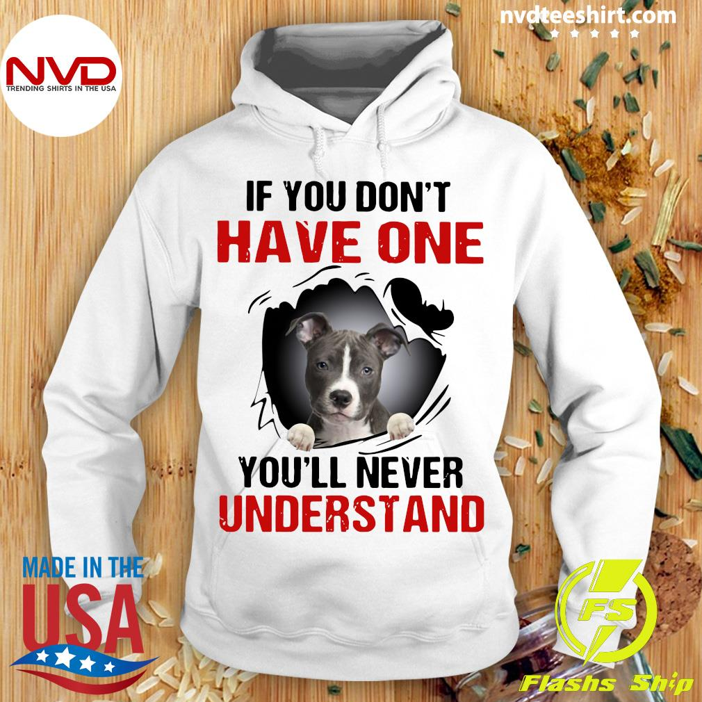 Official Basset Torn If You Don't Have One You'll Never Understand Shirt Hoodie