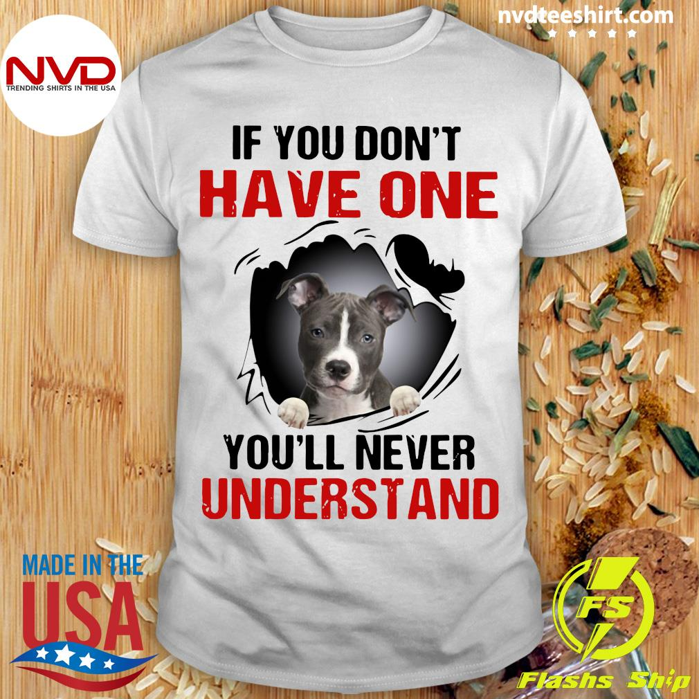 Official Basset Torn If You Don't Have One You'll Never Understand Shirt