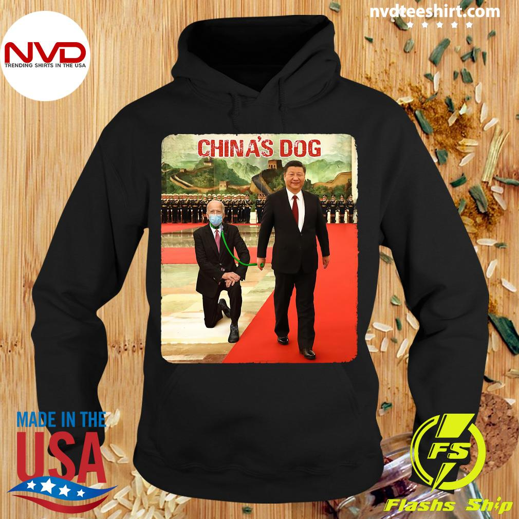 Official China's Dogs Shirt Hoodie