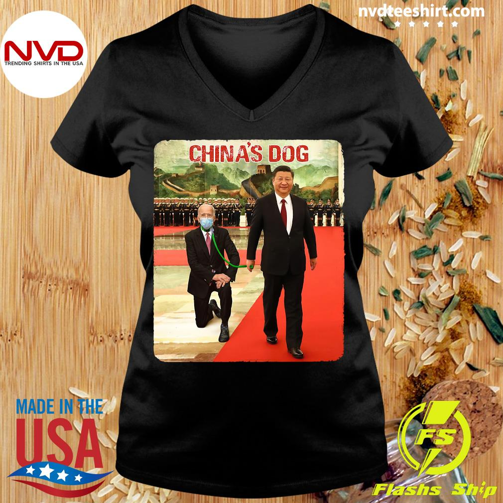 Official China's Dogs Shirt Ladies tee
