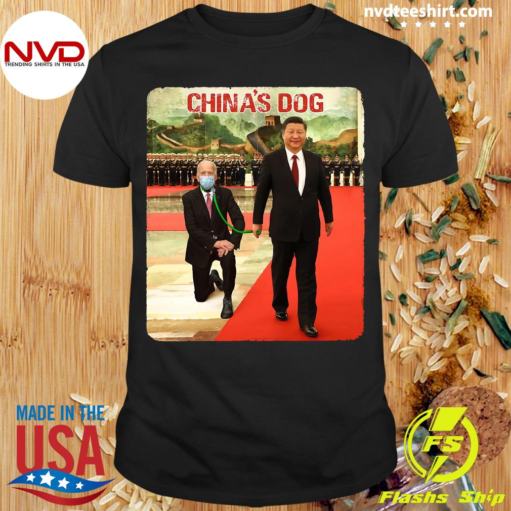 Official China's Dogs Shirt