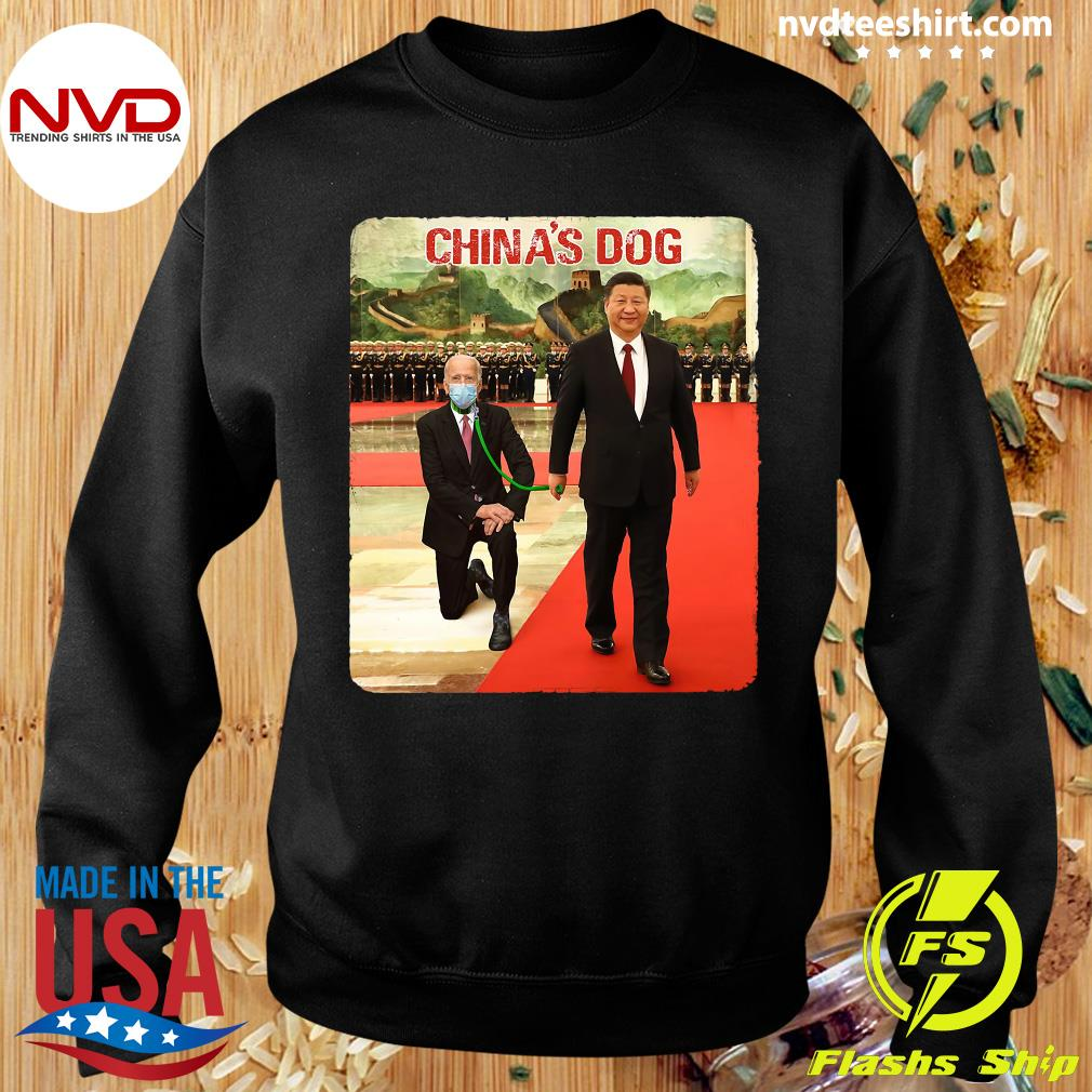 Official China's Dogs Shirt Sweater