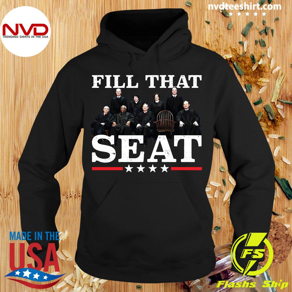 Official Fill That Seat Shirt Hoodie