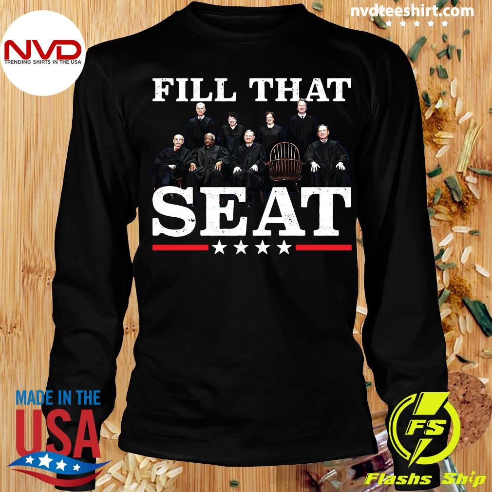 Official Fill That Seat Shirt Longsleeve