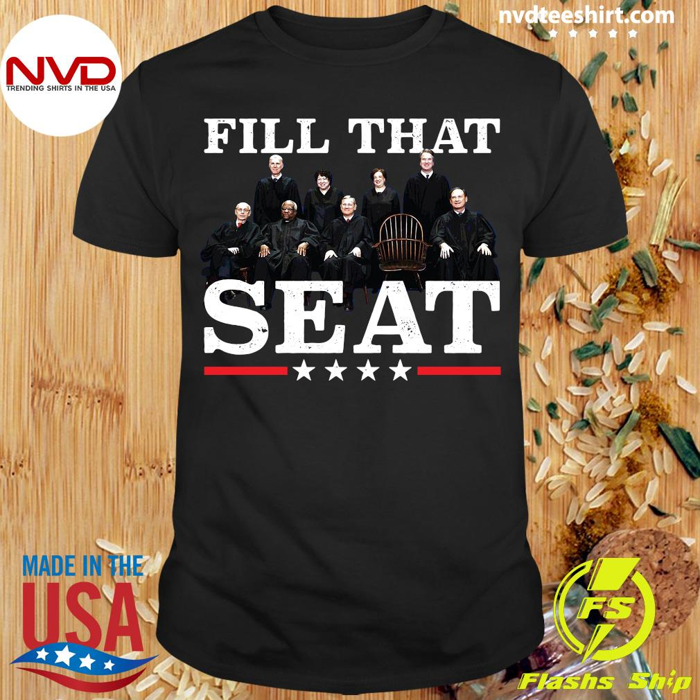 Official Fill That Seat Shirt