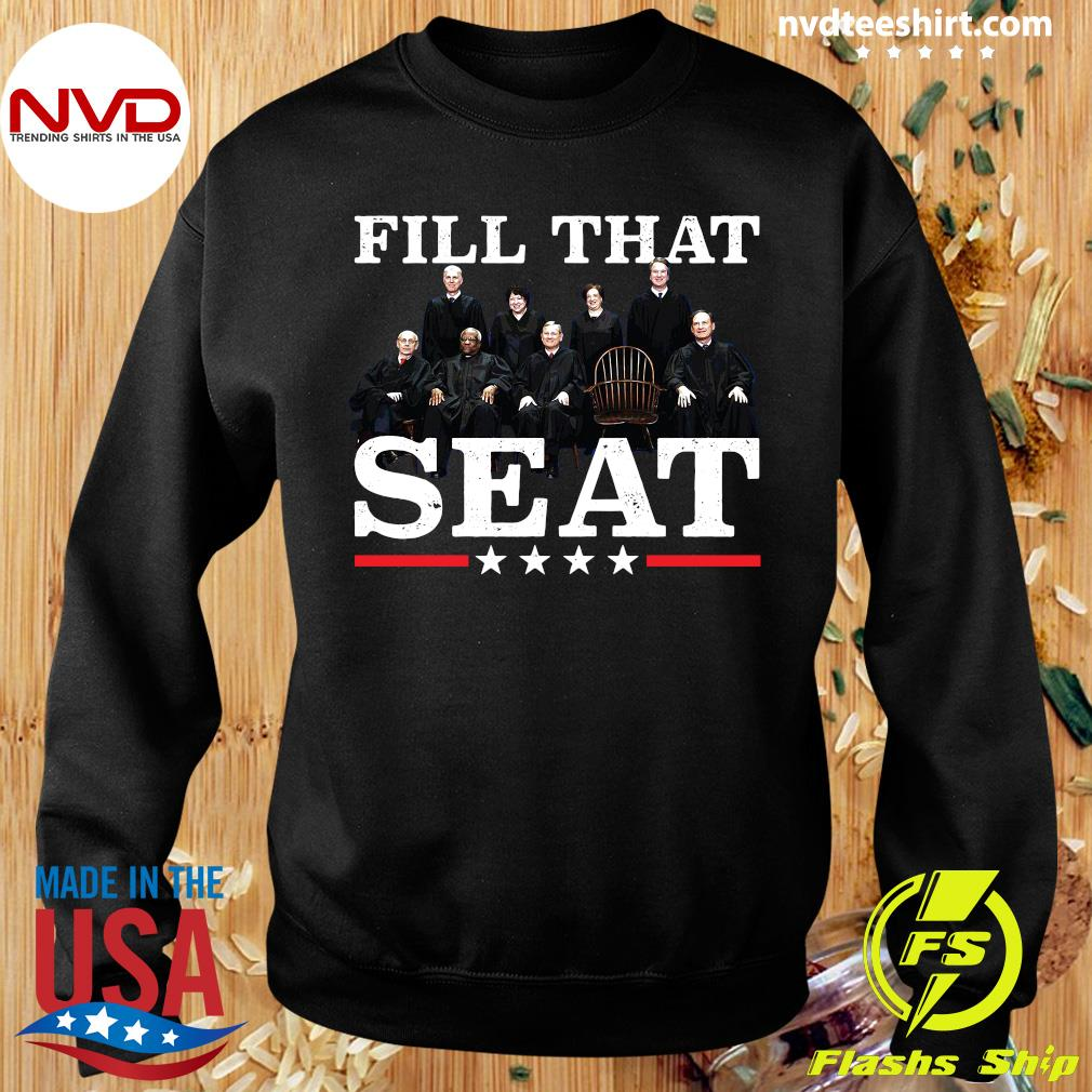 Official Fill That Seat Shirt Sweater