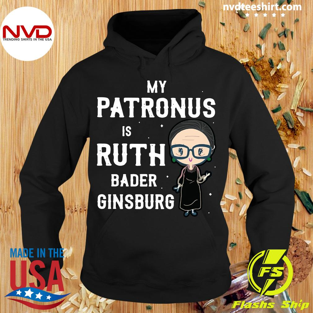 Official My Patronus Is Ruth Bader Ginsburg Shirt Hoodie