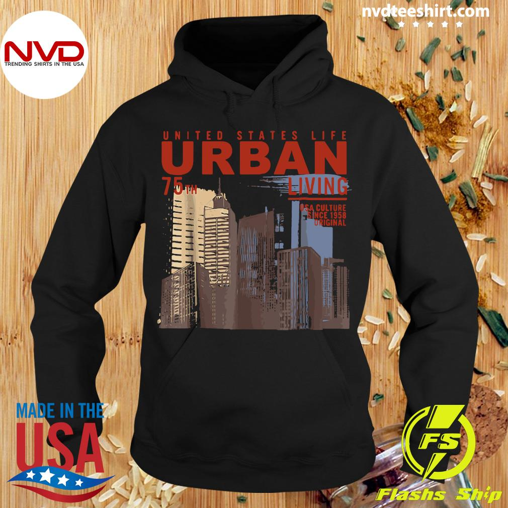 Official Photography Retro Urban United States City Scene Shirt Hoodie