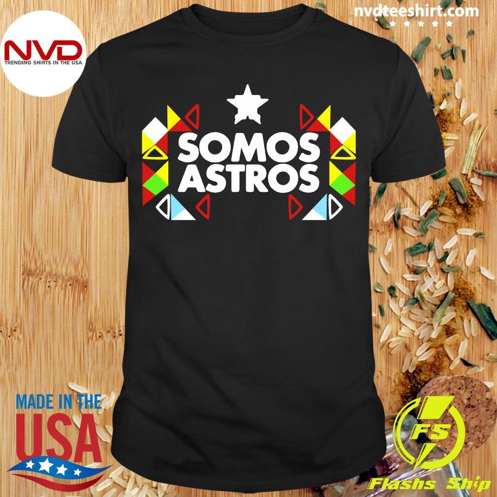 Official Somos Astros Shirt