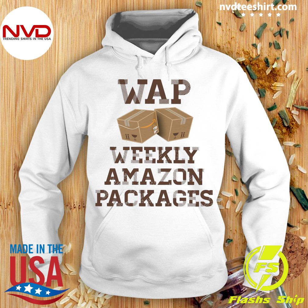 Official Wap Weekly Amazon Packages Shirt Hoodie