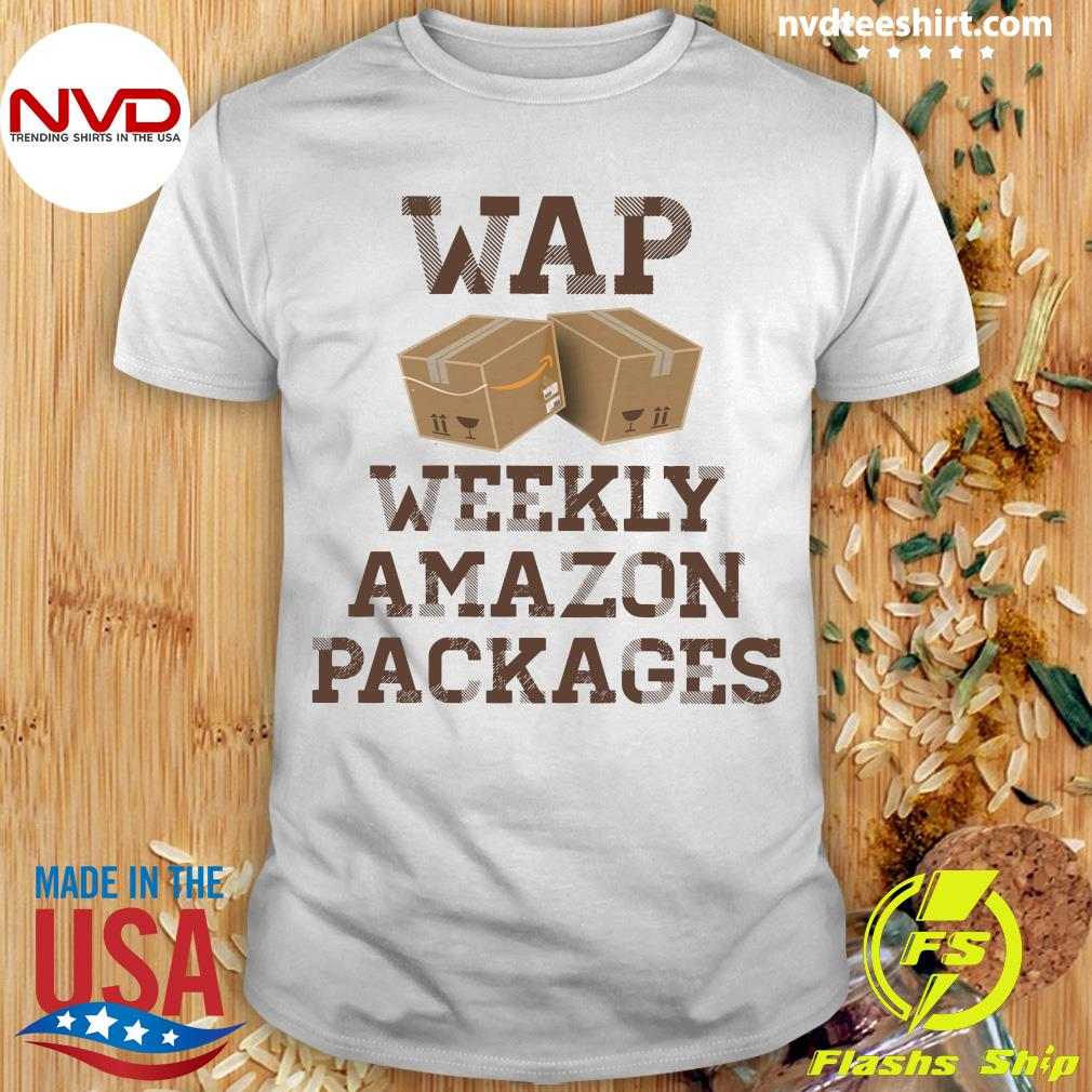 Official Wap Weekly Amazon Packages Shirt