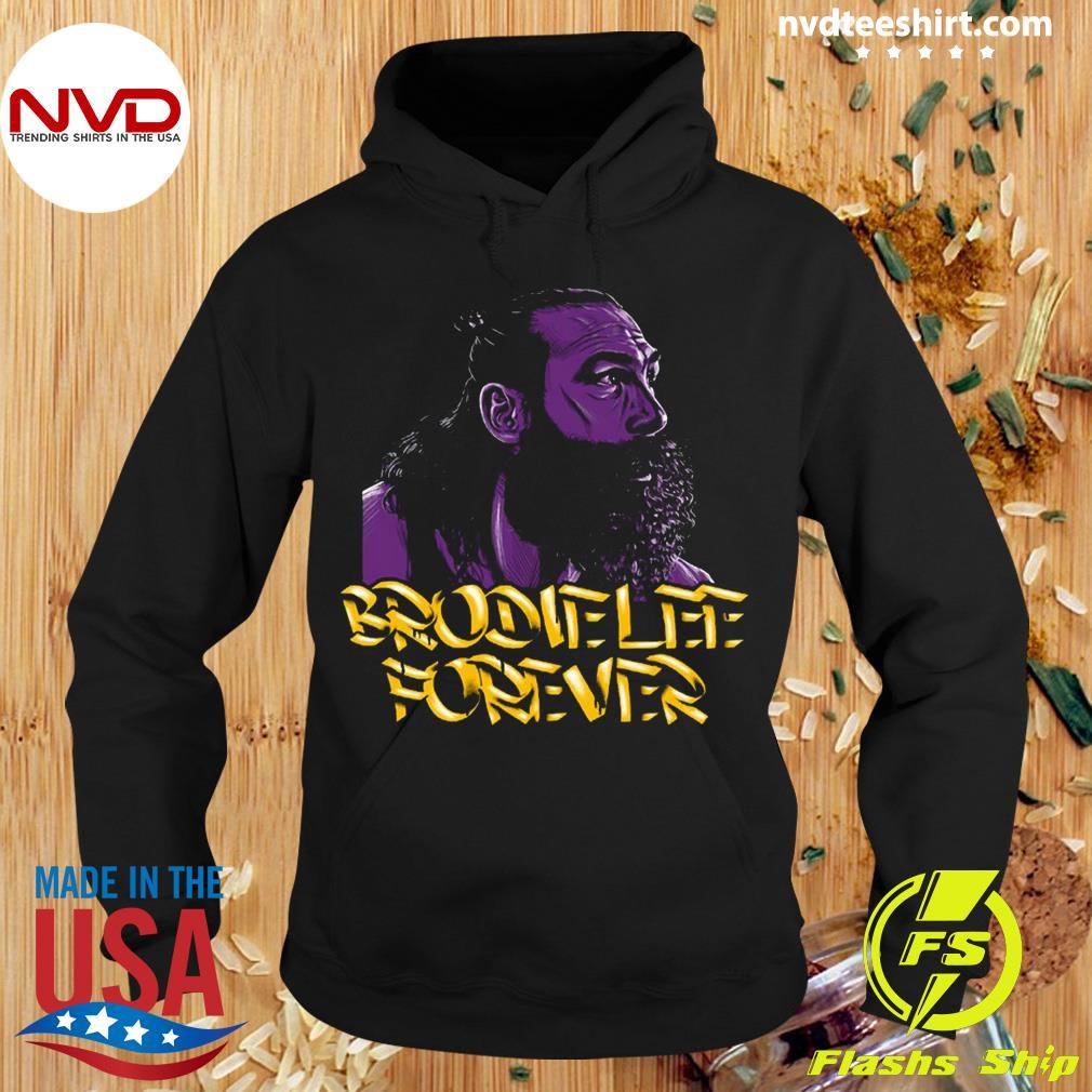 Funny Brodie Lee Forever T-s Hoodie