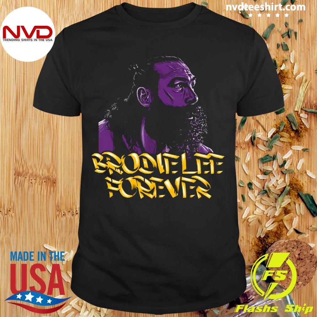 Funny Brodie Lee Forever T-shirt