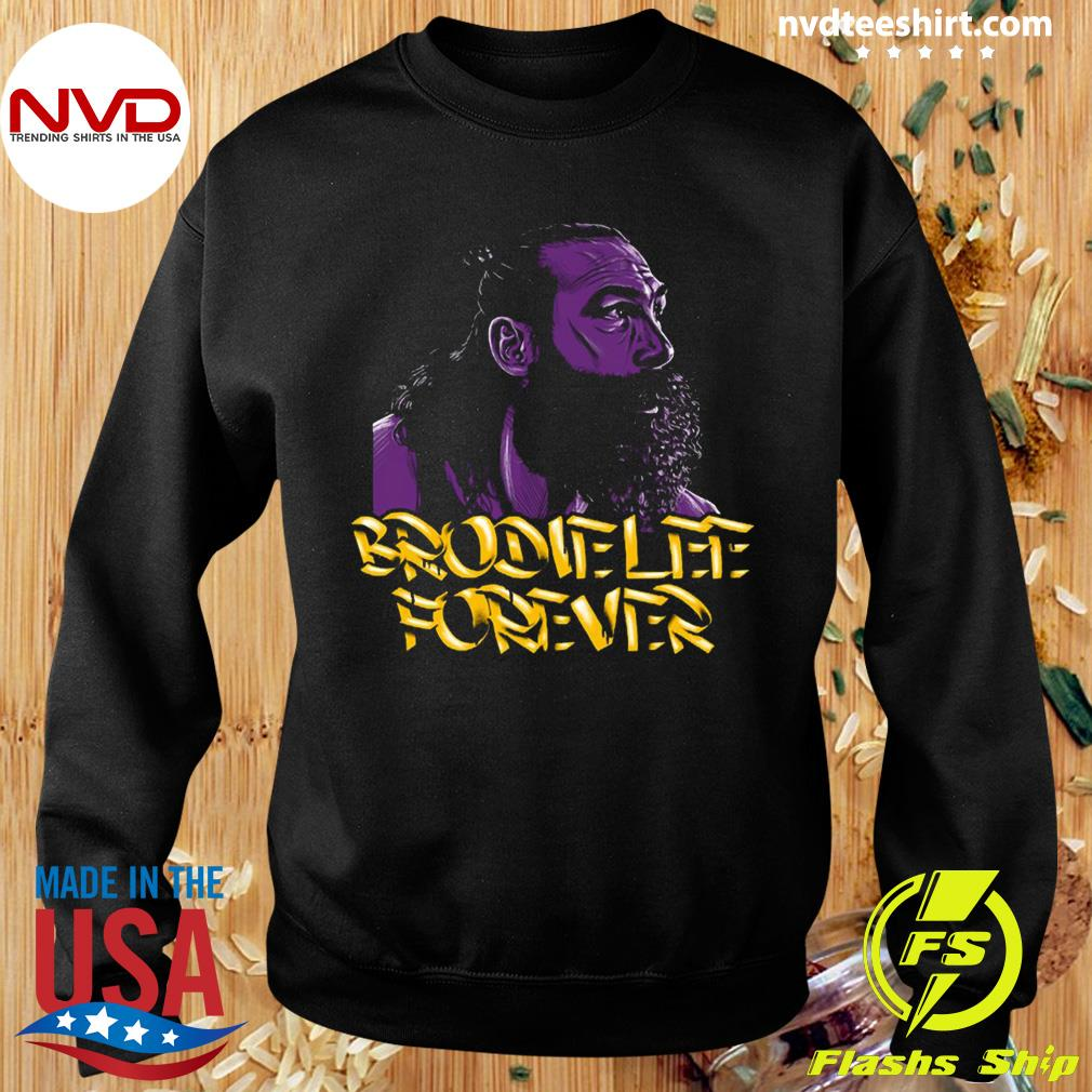 Funny Brodie Lee Forever T-s Sweater