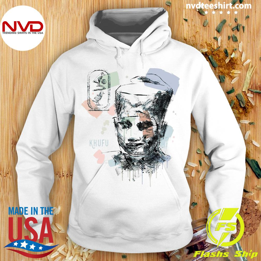 Official Ancient Egyptian Pharaoh Khufu Gift T-s Hoodie