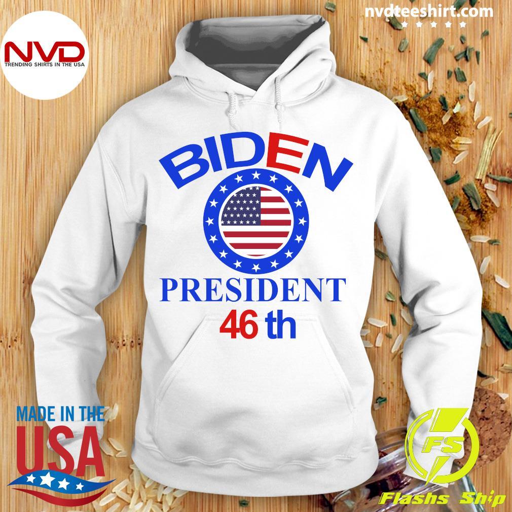 Official Biden Harris Starts Now 01-20-2021 Inaugural T-s Hoodie