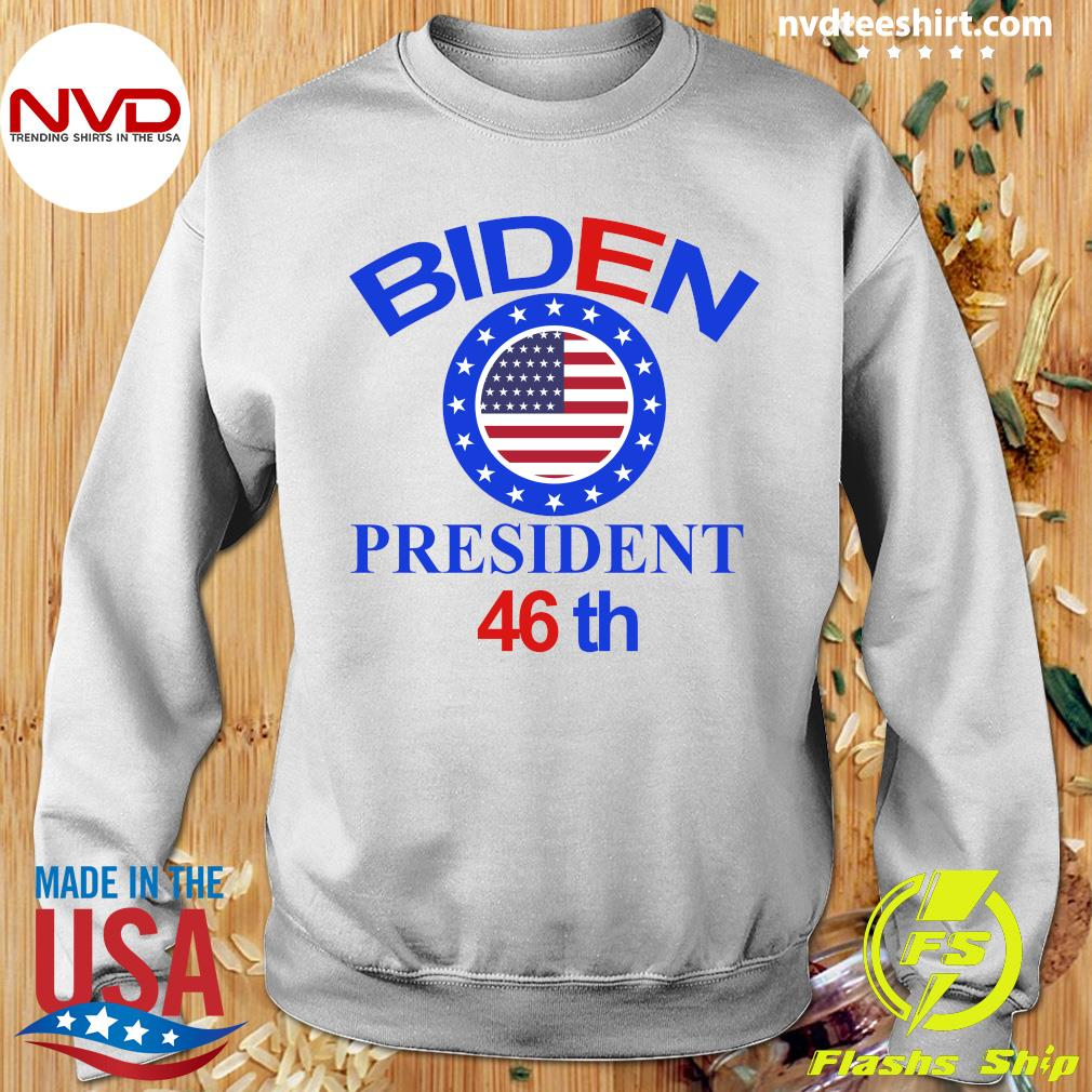 Official Biden Harris Starts Now 01-20-2021 Inaugural T-s Sweater